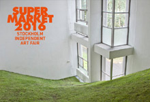 Supermarket Art fair, Stockholm 2016